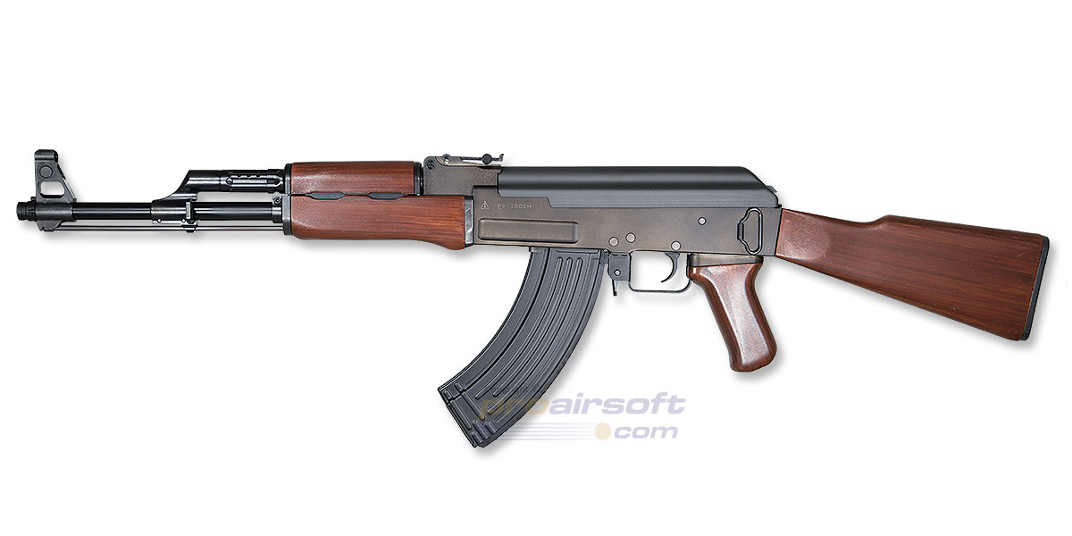 Marui Next-Gen AK47 Type 3 blowback sähköase, metalli