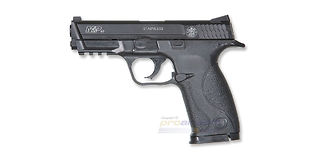 Cybergun S&W M&P40 jousipistooli, metalli
