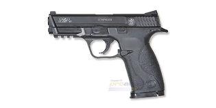 Cybergun S&W M&P40 jousipistooli, metalli