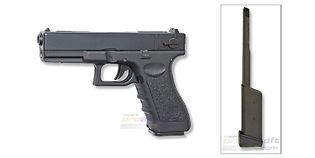ASG Glock 18C sähköpistooli