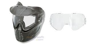 GXG maski, musta