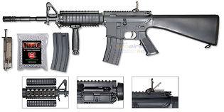 Proairsoft SR-16 Combo jousitoiminen kivääri