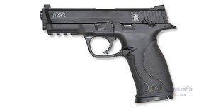 Cybergun S&W M&P40 CO2 blowback, metalli