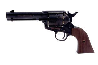 "Cybergun Colt SAA Peacemaker 5"", musta"