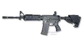 """CAA M4 Carbine 14,5"""" sähköase metalli, musta"""