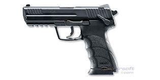 Umarex HK45 CO2 blowback CO2 pistooli, metalli
