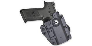Swiss Arms Adapt-X säädettävä pistoolikotelo, harmaa