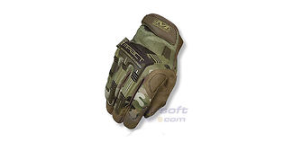 Mechanix M-Pact käsineet, multicam (M)