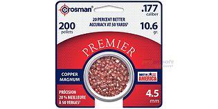 Crosman Magnum kupari 200 4.5mm