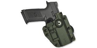 Swiss Arms Adapt-X säädettävä pistoolikotelo vihreä