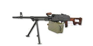 A&K PKM konekivääri