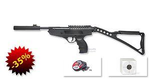 Swiss Arms Mod Fire ilmapistooli 4.5mm (149m/s)