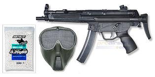 Marui H&K MP5 A3 jousitoiminen konepistooli