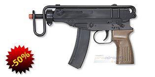 ASG VZ61 jousitoiminen konepistooli