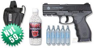 Cybergun Taurus PT 24/7 CO2 kaasupistooli
