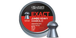JSB Exact Jumbo Heavy 5.52mm 1.175g 250kpl