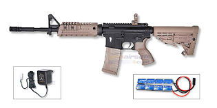 CAA M4 Carbine sähköase, hiekka
