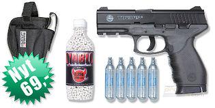 Cybergun Taurus PT 24/7 CO2 pistooli