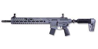 Sig Sauer Virtus PCP ilmakivääri 5.5mm, musta