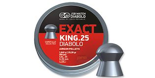 JSB Exact King 6.35mm 1.645g 150kpl