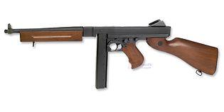 Cybergun Thompson M1A1 sähköase, metalli