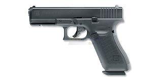 Umarex Glock 17 GEN5 ilmapistooli 4.5mm CO2