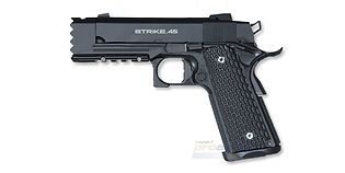 Marui Strike Warrior blowback kaasupistooli