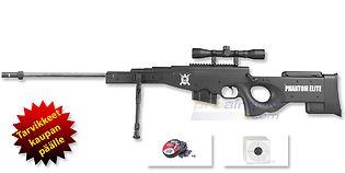 Phantom Elite L115-E ilmakivääri 4.5mm paketti