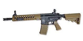 ASG M15 Tactical Carbine (Mosfet), hiekka