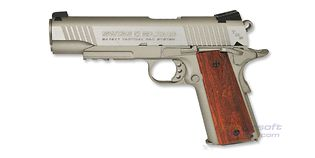 Swiss Arms M1911 Tactical Rail 4.5mm CO2, metalli hopea