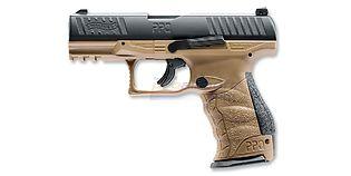 Umarex T4E Walther PPQ .43 pistooli, dualtone