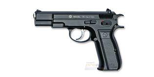 ASG CZ 75 blowback CO2 pistooli, metalli