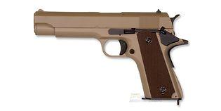 Cyma Colt M1911 sähköpistooli, hiekka