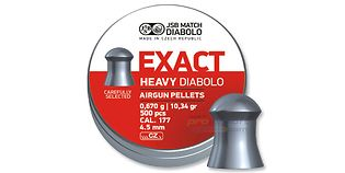 JSB Exact Heavy 4.52mm 0.670g 500kpl