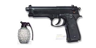 ASG M92FS jousipistooli