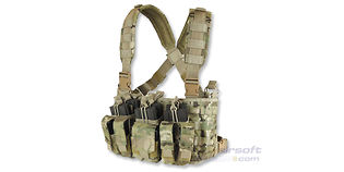 Condor Recon chestrig, multicam
