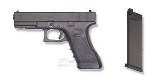 Marui Glock 17 blowback kaasupistooli