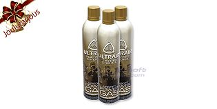 ASG Ultrair kaasu 570ml x 3