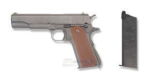 Marui Colt 1911 A1 blowback kaasupistooli