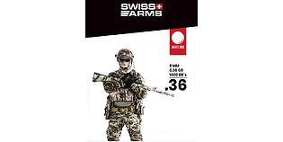 Swiss Arms muovikuula 0,36g 1000kpl