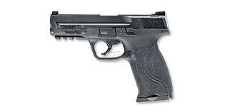Umarex S&W M&P9 M2.0 ilmapistooli 4.5mm, musta