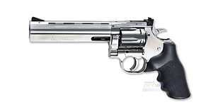 """ASG Dan Wesson 715 CO2 revolveri 6"""", hopea"""