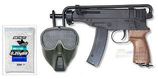 Marui Scorpion Vz61 jousitoiminen konepistooli