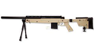 Swiss Arms S.A.S. 06, hiekka