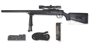 Swiss Arms Black Eagle M6 jousitoiminen kivääri