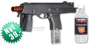 ASG MP9A1 9,0V sähköase