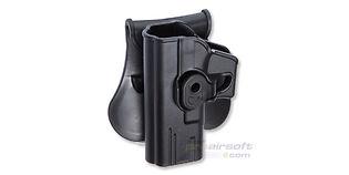 Strike Systems polymeerikotelo (vasen) Glock 17