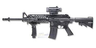 Cybergun M4A1 RIS 7.2V sähköase