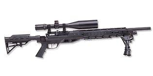 Benjamin Armada PCP kivääri 6.35mm
