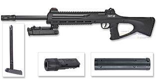 ASG TAC6 CO2 kivääri